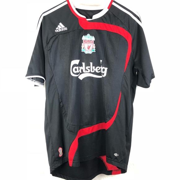 35b90c170a3 adidas Other - Adidas Carlsberg Liverpool football soccer jersey